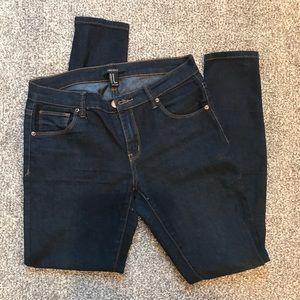 🎀 Forever 21 🎀 Dark Jeans 26
